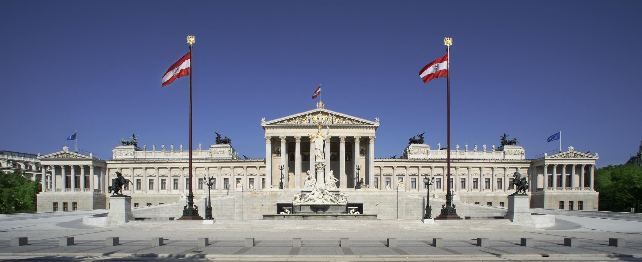Austrian Parliament (c)Parlamentsdirektion / Peter Korrak
