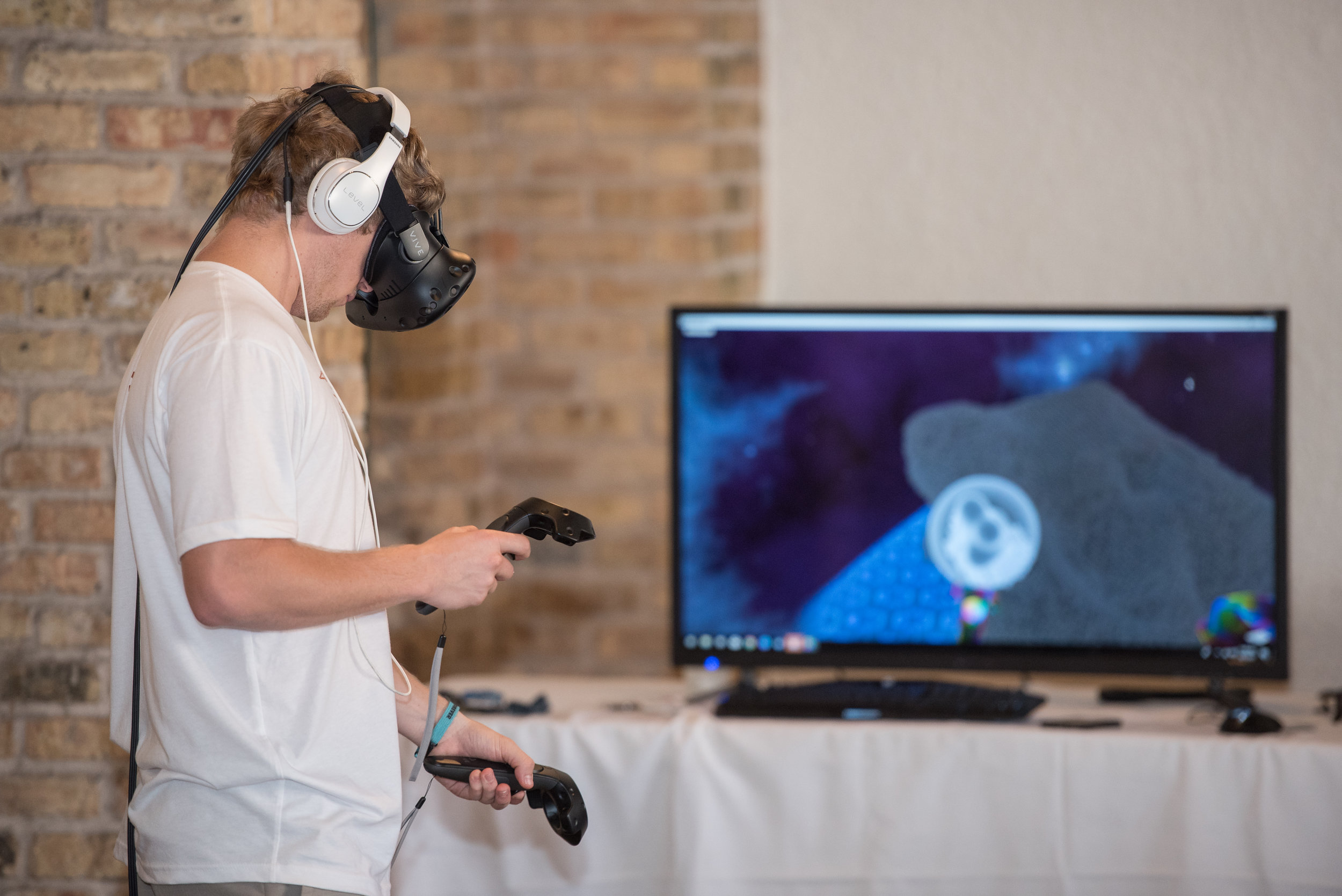 VR at the ARIT 2017
