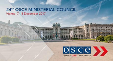 OSCE Ministerial Council in Vienna, Picture Jürgen Gabriel