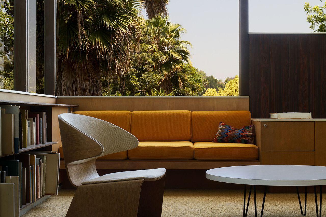 VDL Studio & Residences Interior,Los Angeles, California. Photo: Wikimedia/DavidHartwell