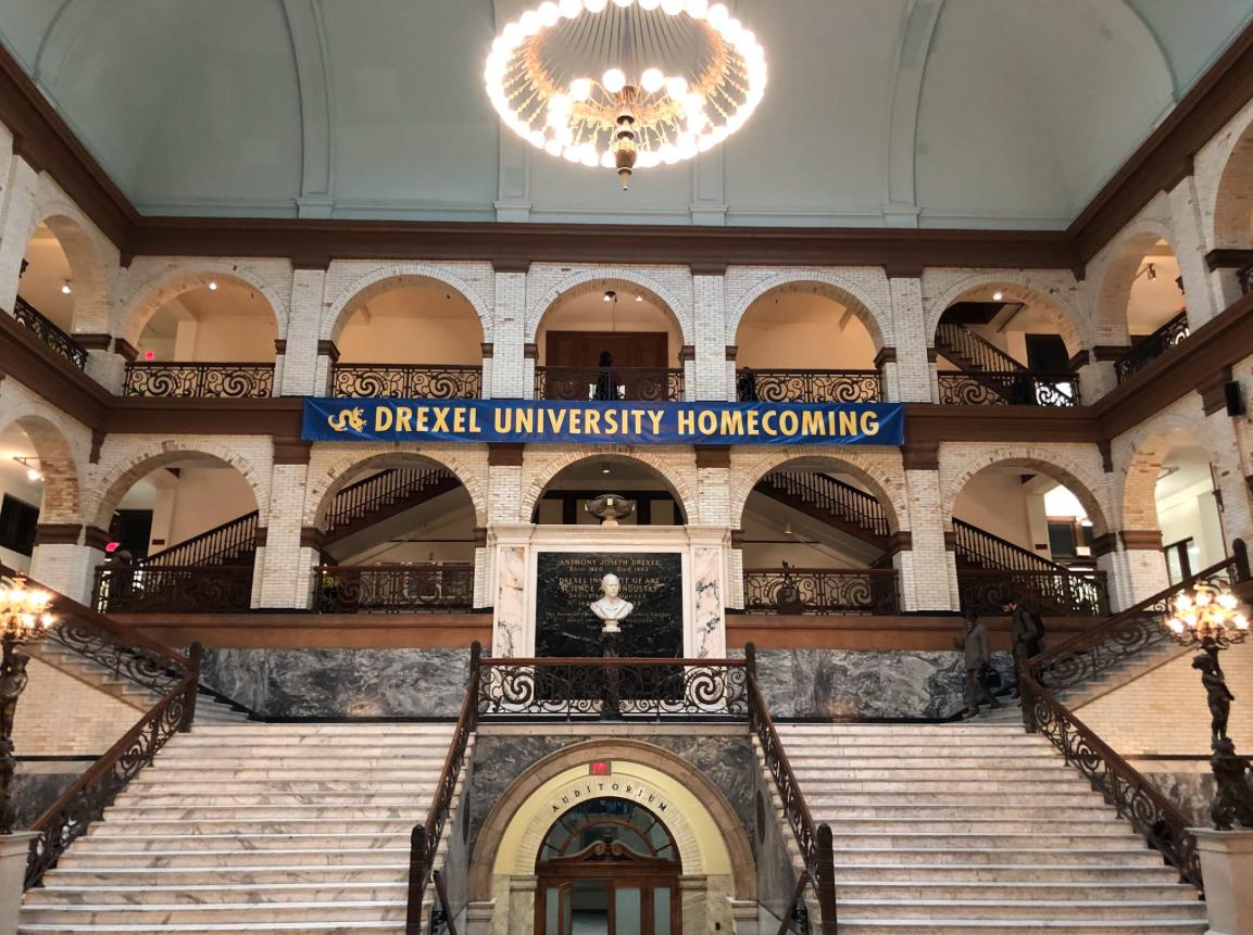 At Drexel University in Philadelphia, PA