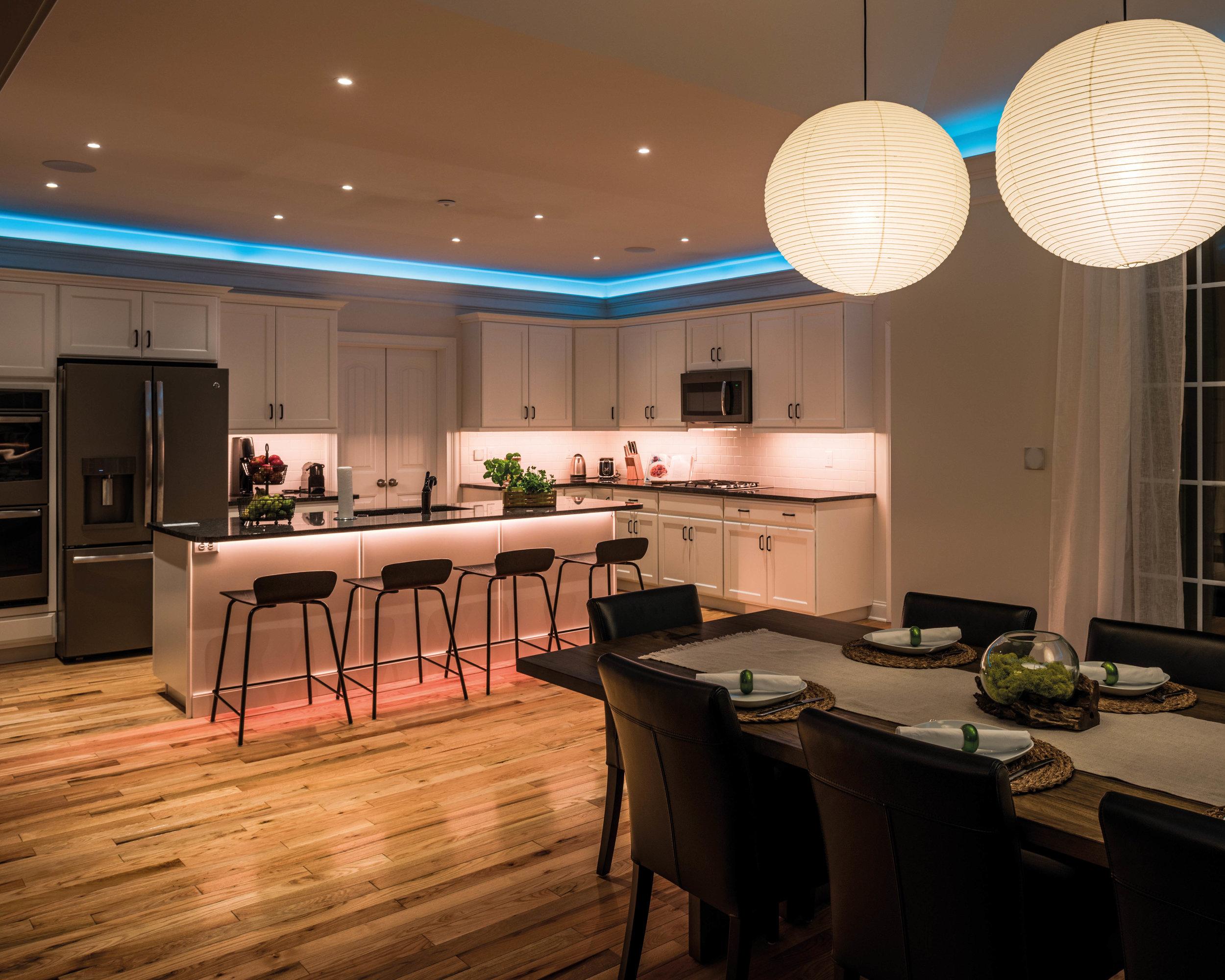 A Loxone smart model home. Photo credit: Loxone