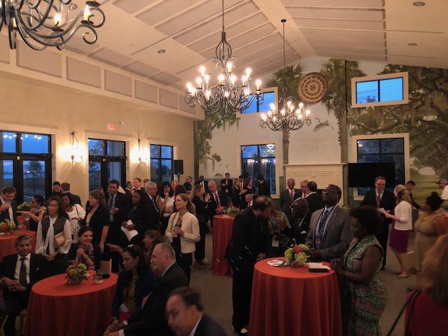 Evening Reception with Mayor John Tecklenburg