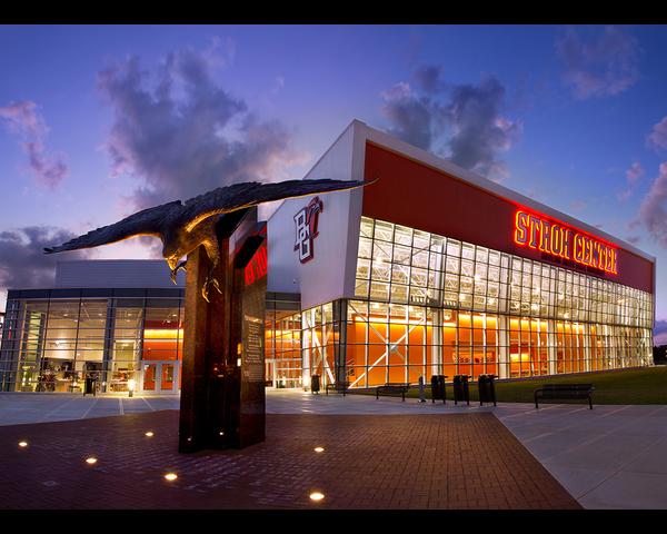 Stroh Center - Bowling Green State University  Photo: BGSU