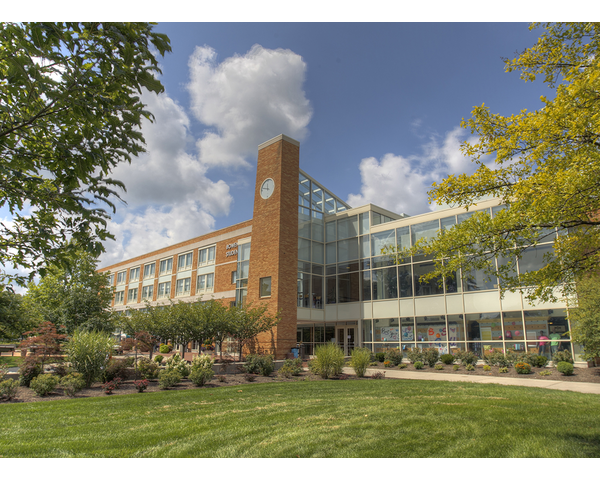 BGSU's Bowen-Thompson Student Union served as the anchor building for the conference and hosted panels and meetings.  Photo: BGSU