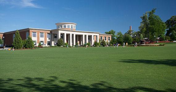The University of North Carolina, Greensboro  Photo: UNCG