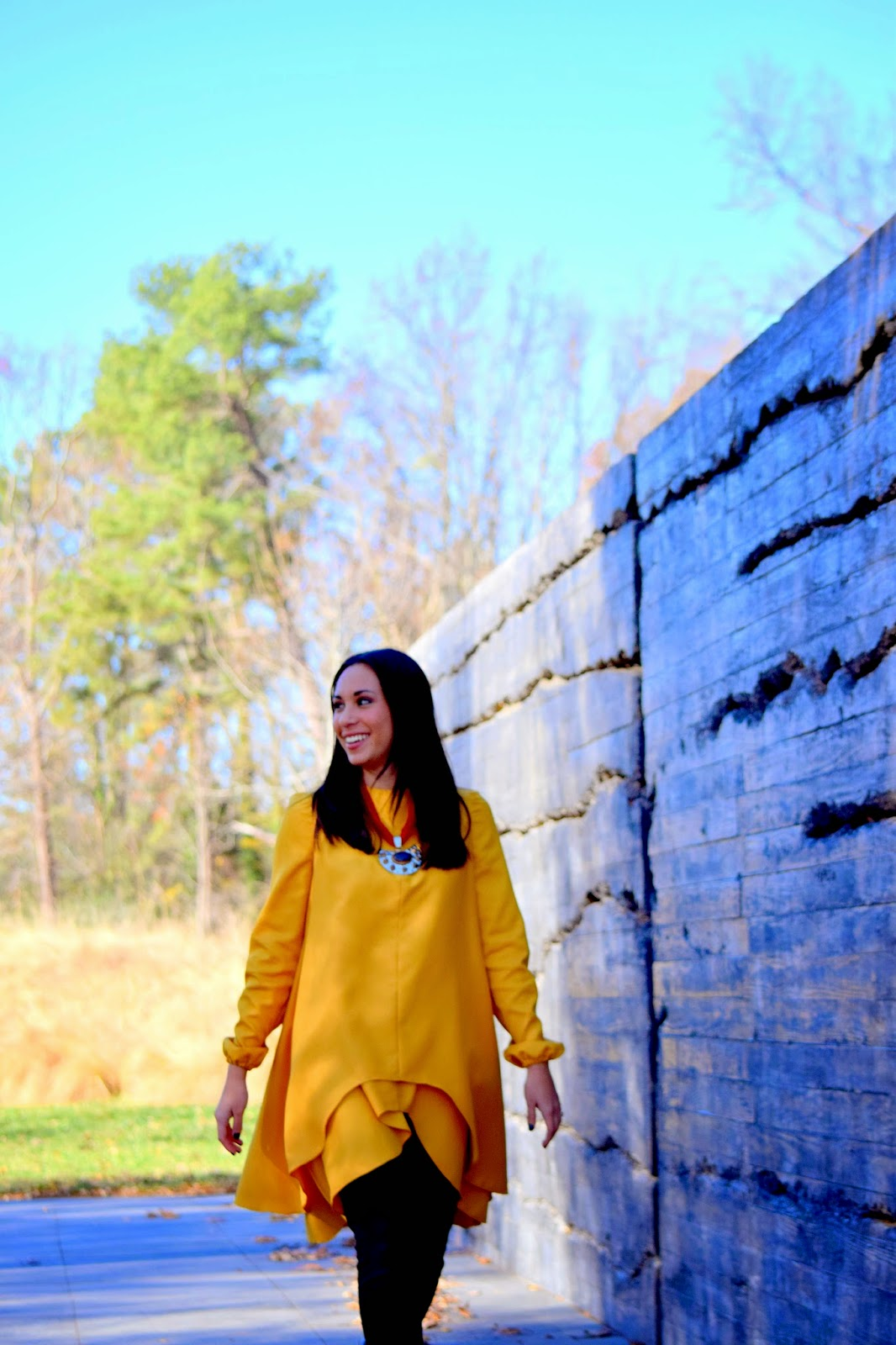 Mel in Chanel, Chanel, Madewell, booties, fashion, Morocco, moroccan, fashion design, fashionSPARK, blogger, fashion bloger, NCMA, art, art museum, Raleigh, Raleigh blogger