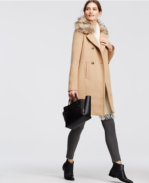 Luxe Collar Coat