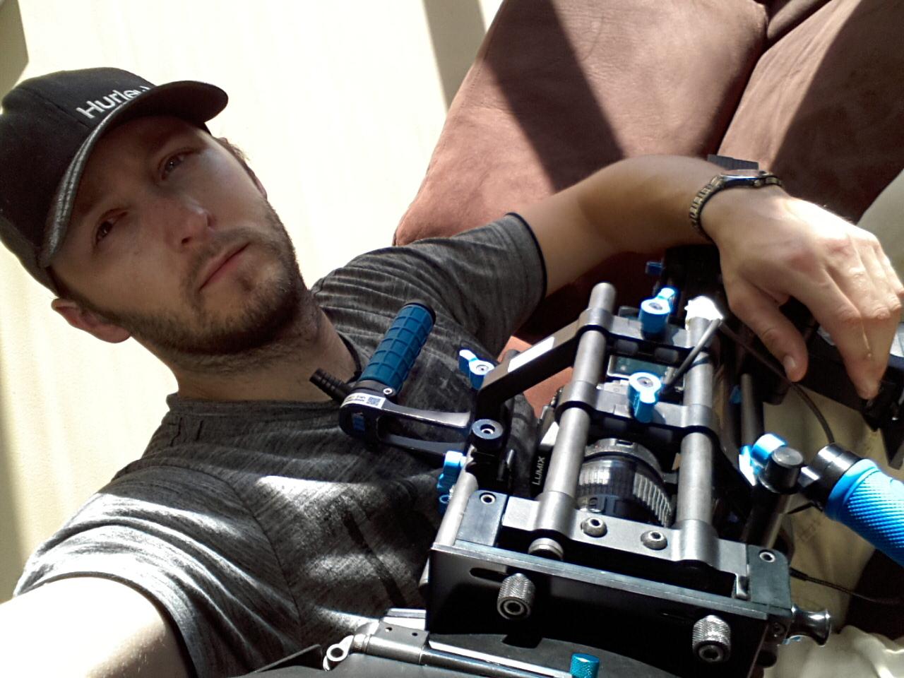 Jason Elliott Camera Operator