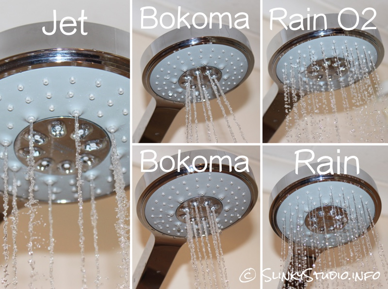 Grohe Power&Soul Cosmopolitan Shower Head All Modes in Action.jpg