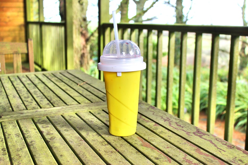 Chill Factor Squeeze Cup Slushy Maker On Table.jpg