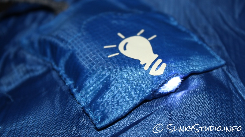 Snugpak Chrysalis 3 Sleeping Bag LED Flashlight Torch.jpg