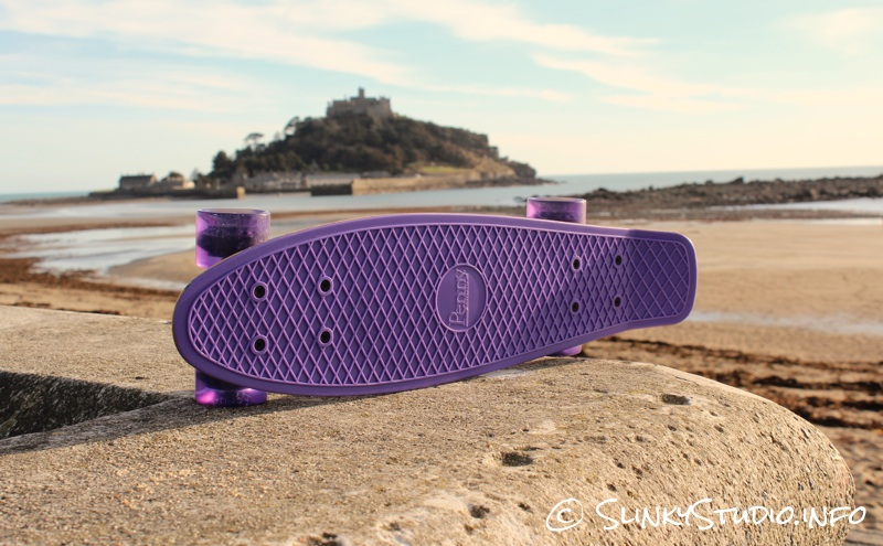 Penny Original Skateboard Deck Grip Marazion St Micheals Mount.jpg