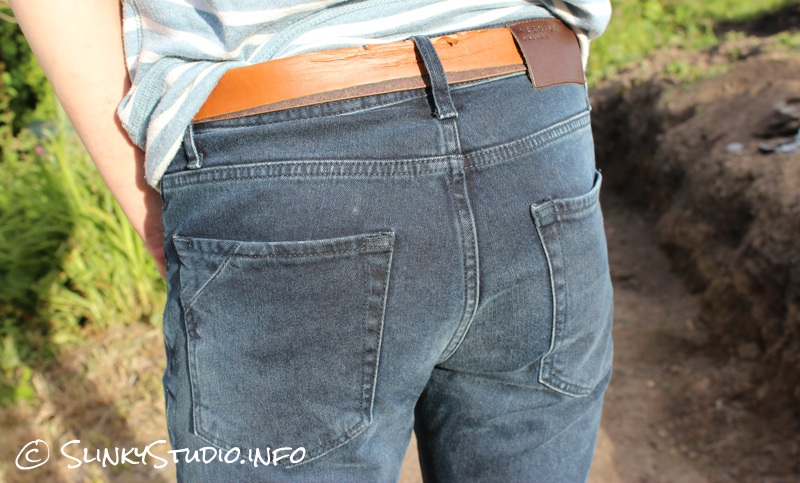 Jack & Jones Premium Ben Classic Skinny Jeans Back Pockets.jpg