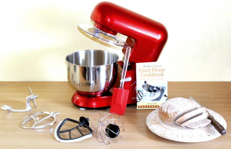 Andrew James 5.2L Food Mixer Attachments & Book.jpg