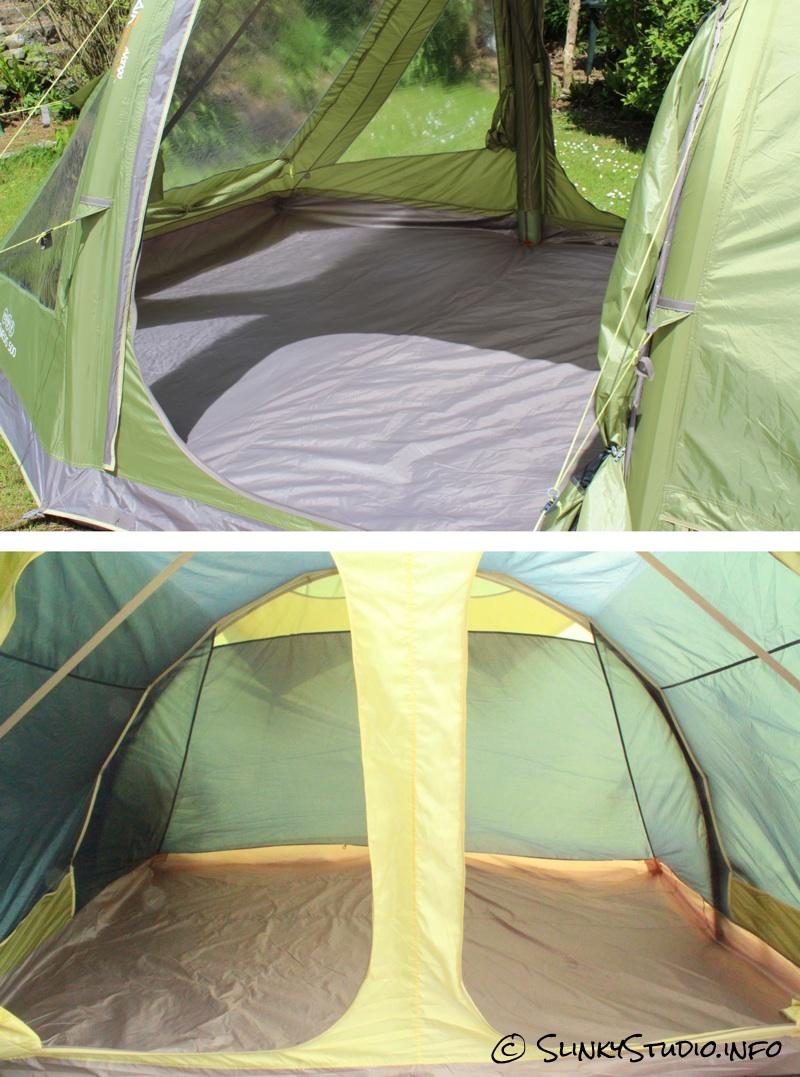Vango Genesis 500 Tent Interior:Inside Sleeping Area Porch.jpg