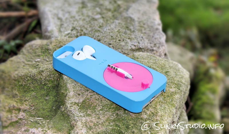 Mous Musicase iPhone 5:5s Blue:Pink Back.jpg