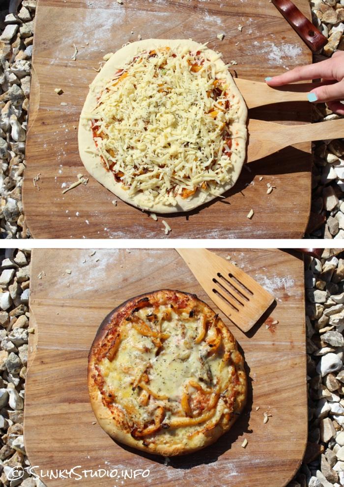 La Hacienda Clay Pizza Chimenea Pizza Cooked.jpg