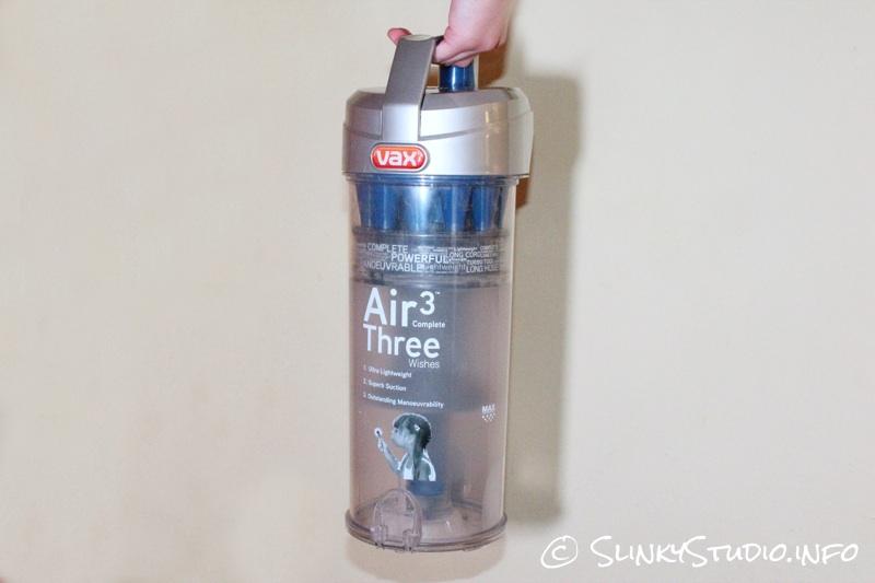 Vax Air3 Complete Vacuum Cleaner Bin.jpg