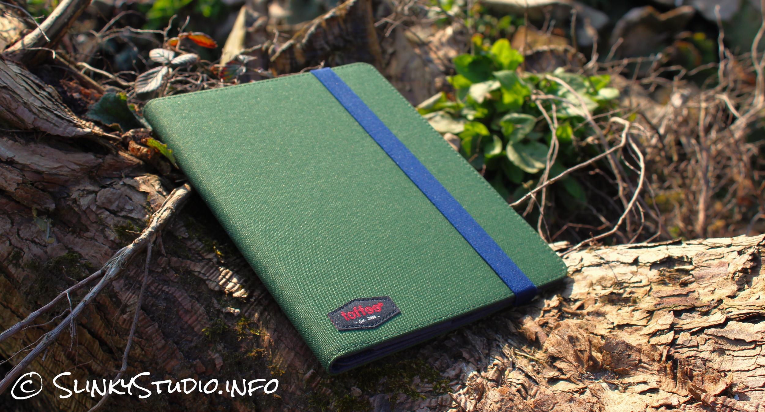 Toffee Flip Folio Case for iPad Air 2