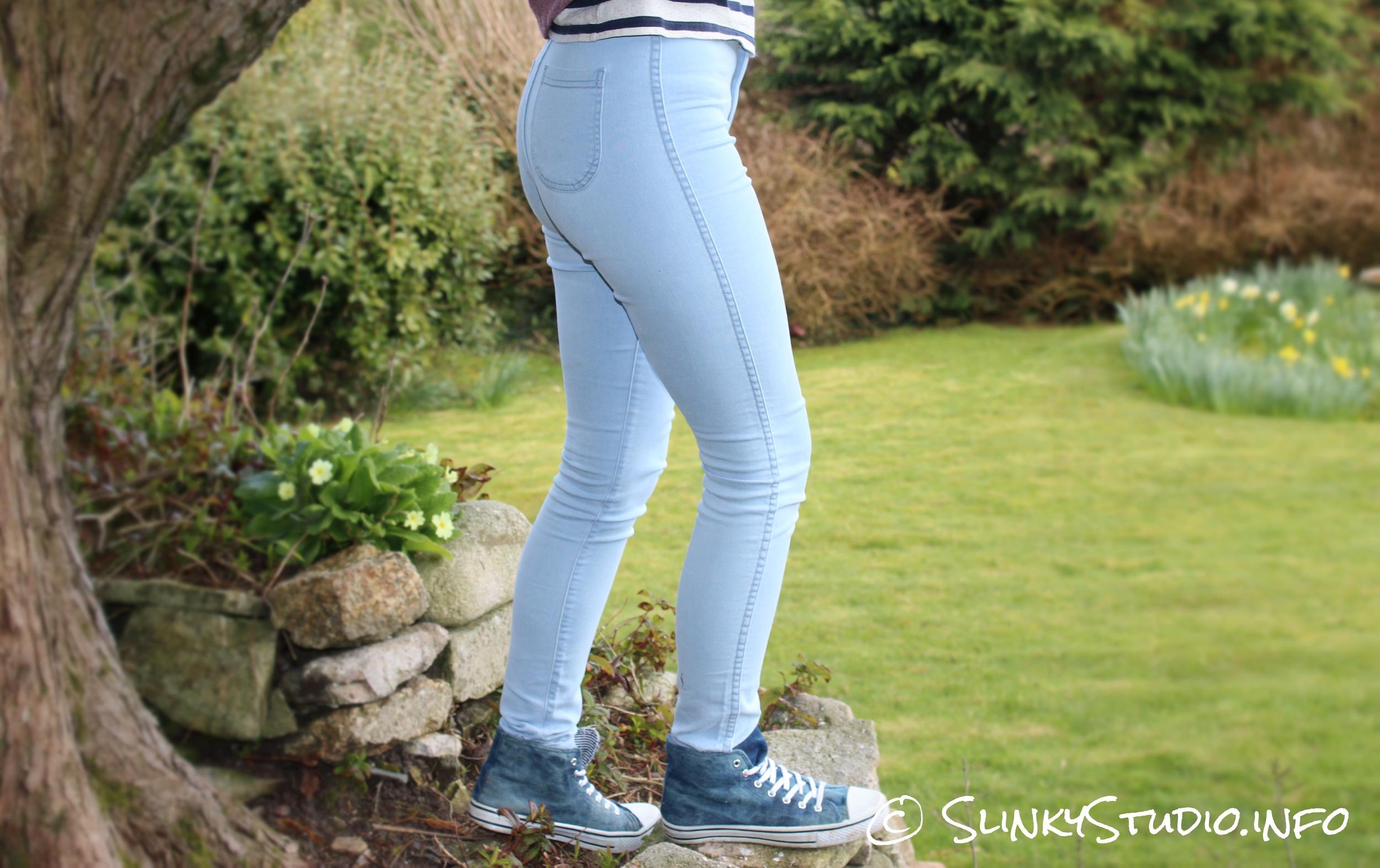 American Apparel Easy Jeans Medium Indigo