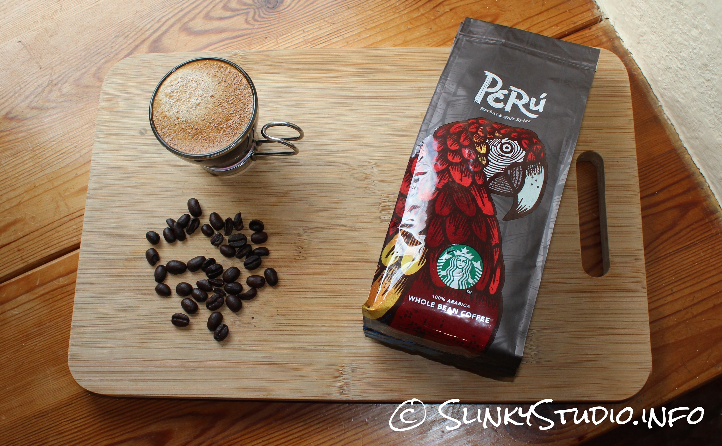 Starbucks Peru Single Origin Coffee Whole Beans & Espresso