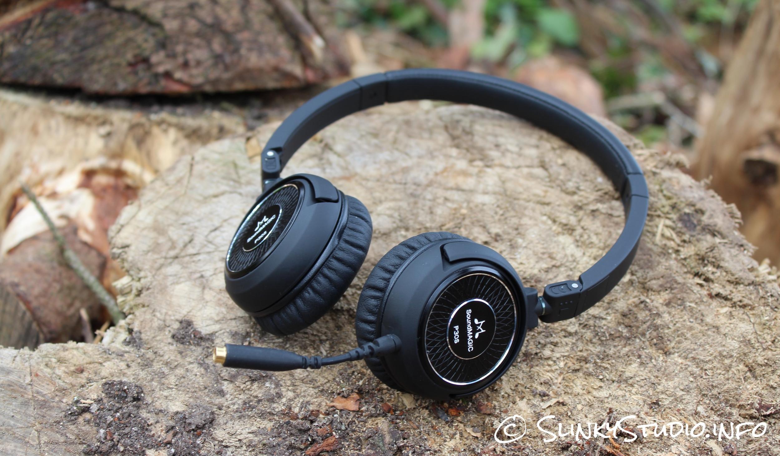 SoundMAGIC P30s Headphones Cups
