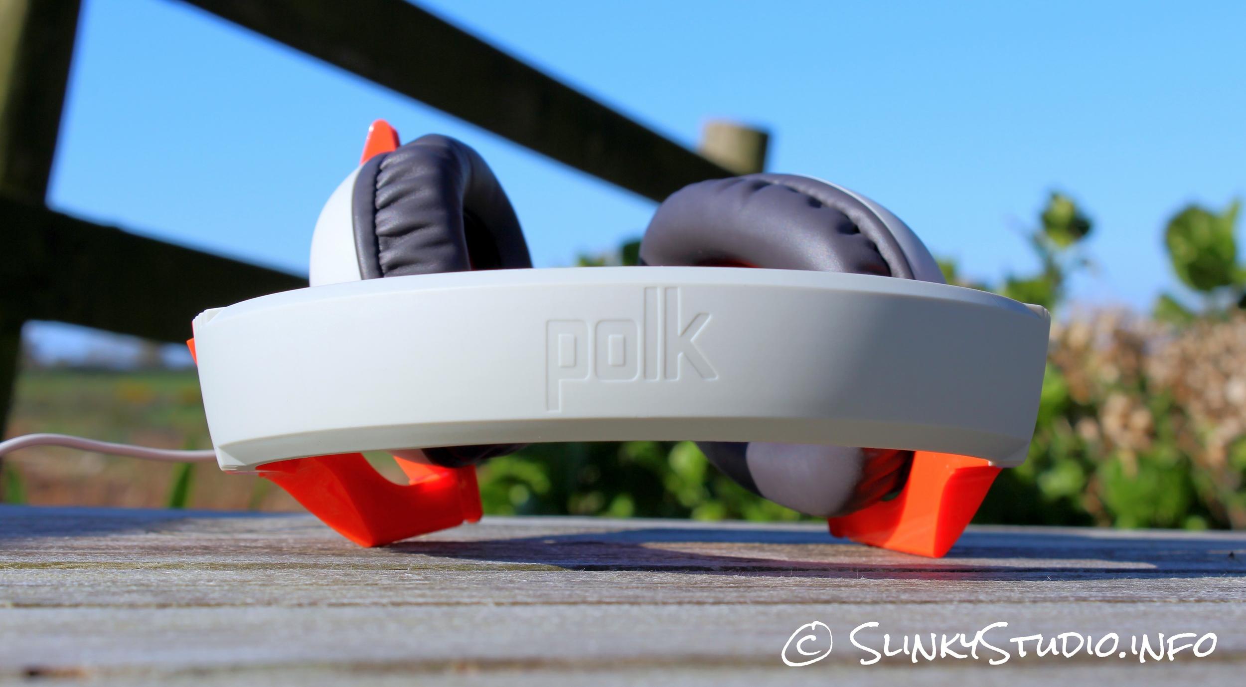Polk Audio Striker ZX Gaming Headset Logo