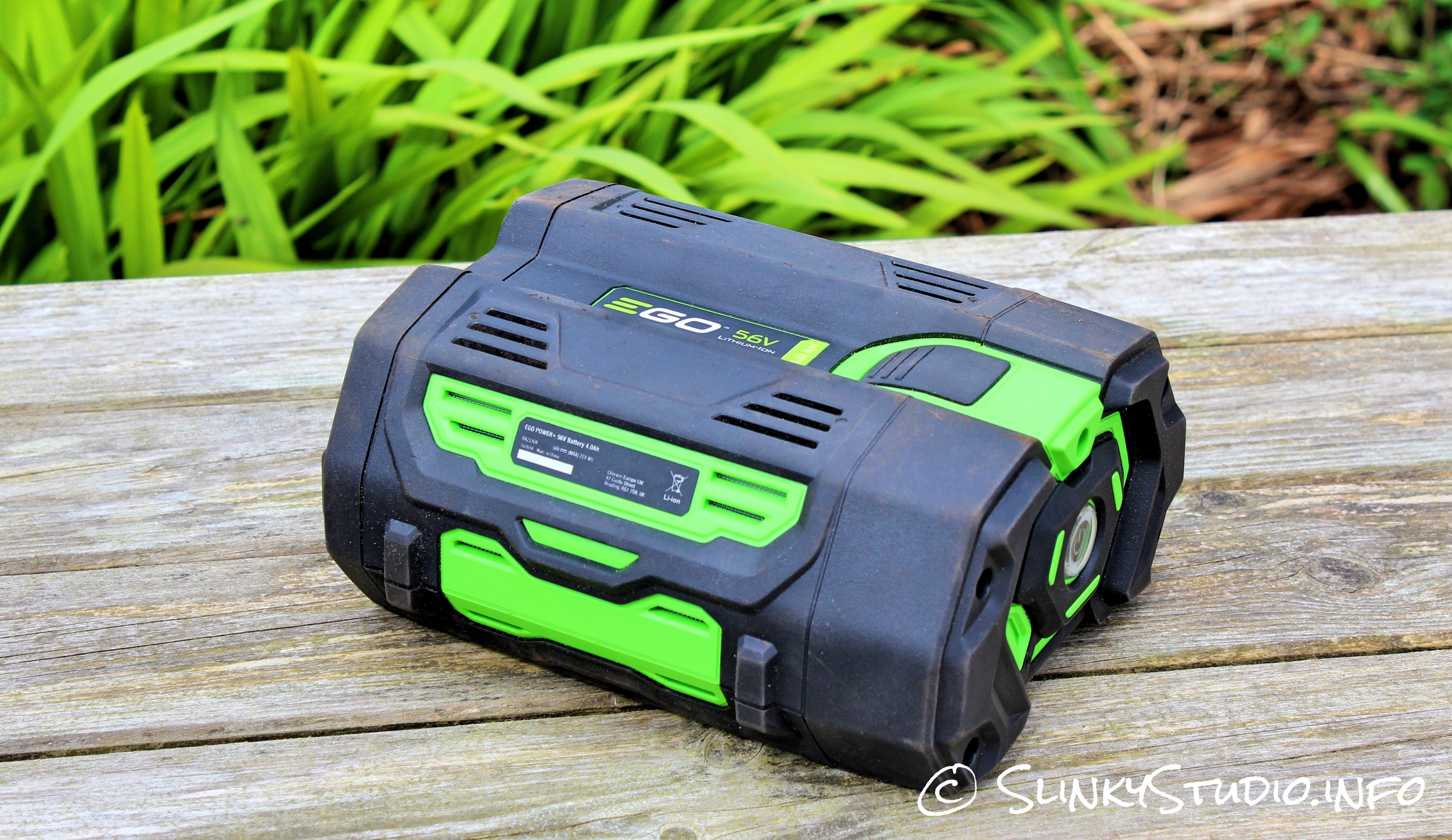 EGO Power+ Cordless Chainsaw Battery