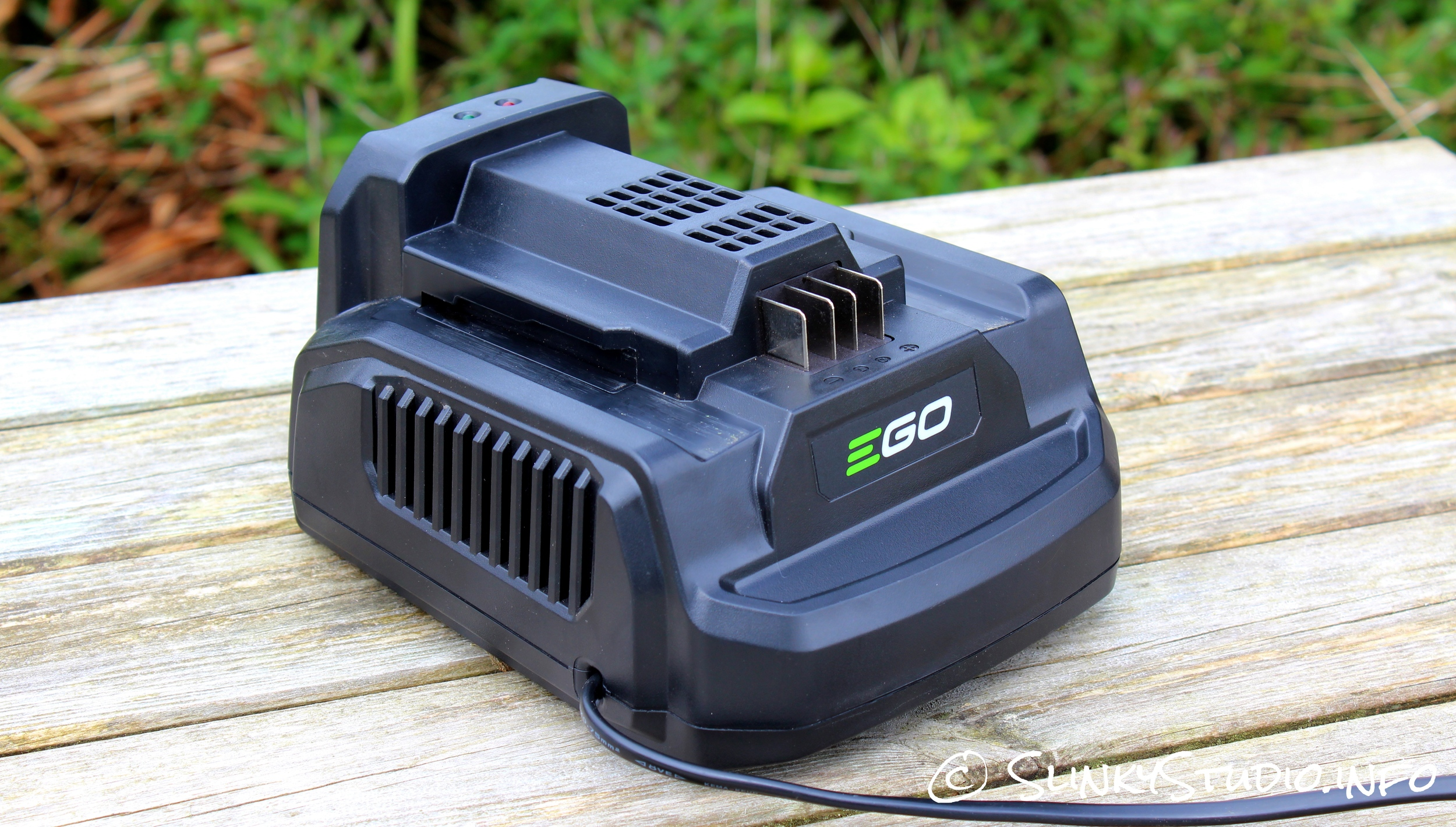 EGO Power+ Cordless Chainsaw Battery Charger