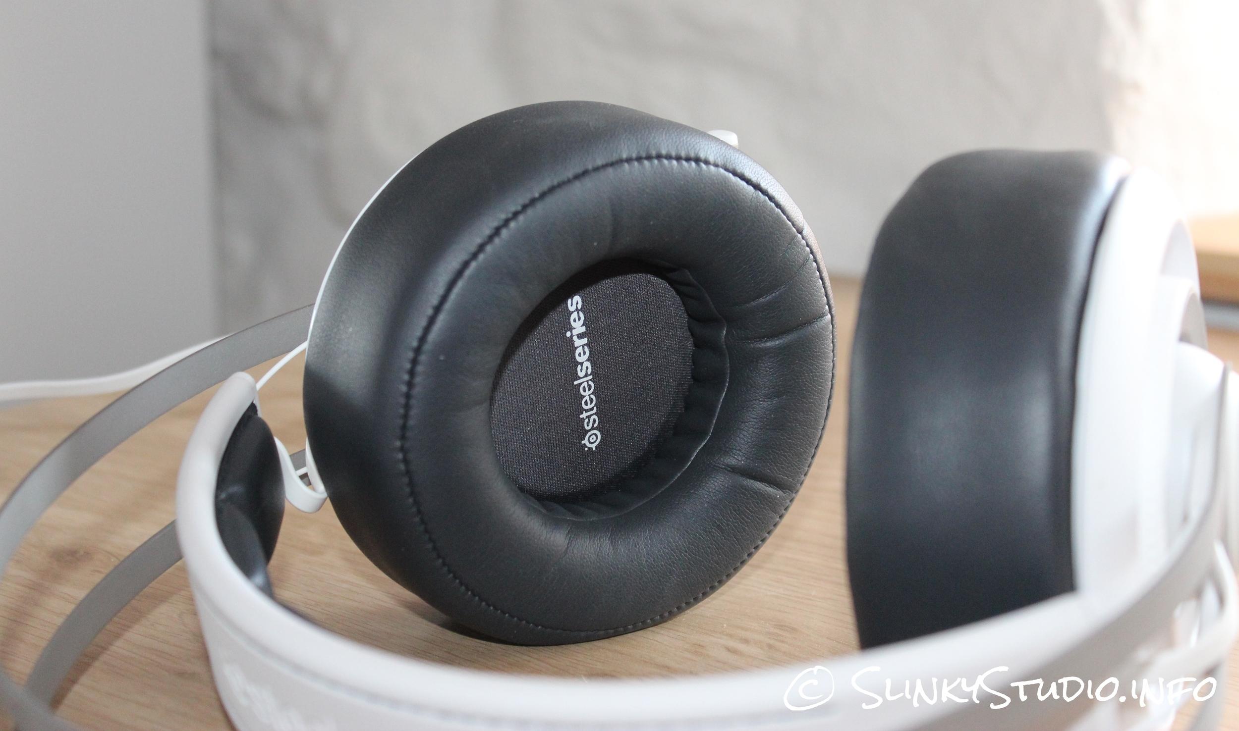 SteelSeries Elite Prism Gaming Headset Ear Cup Cushions