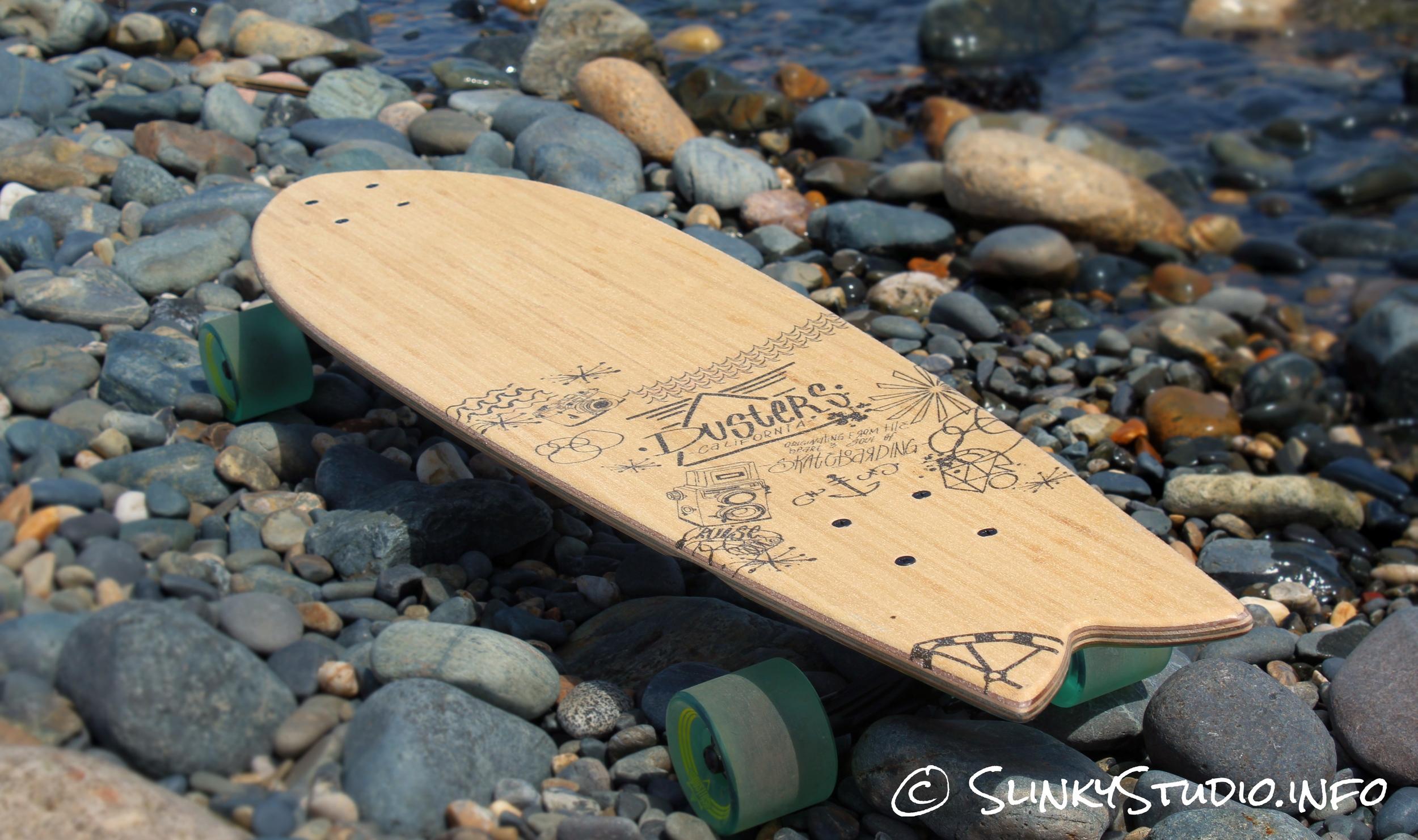 Dusters Snapshot Longboard