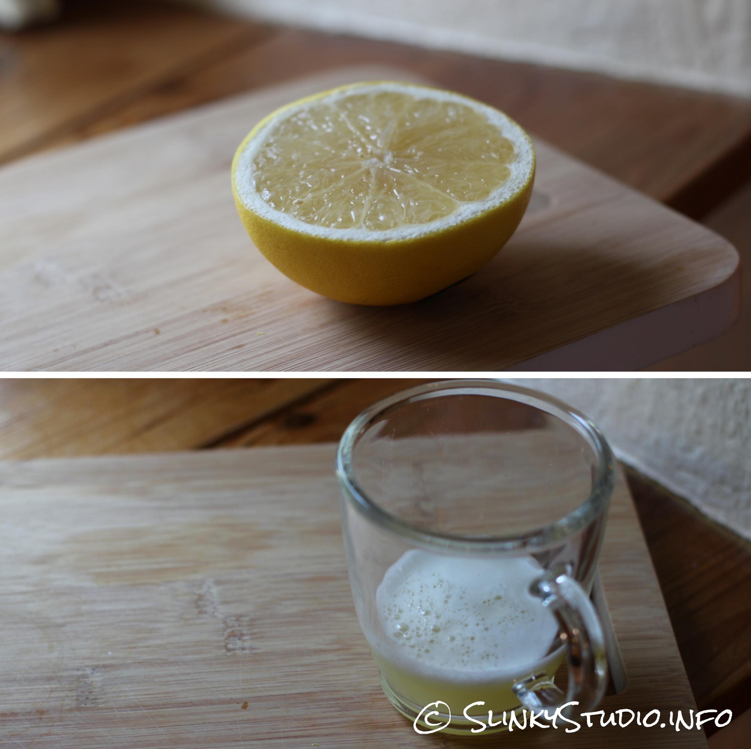 Novis Vita Juicer Grapefruit Juice
