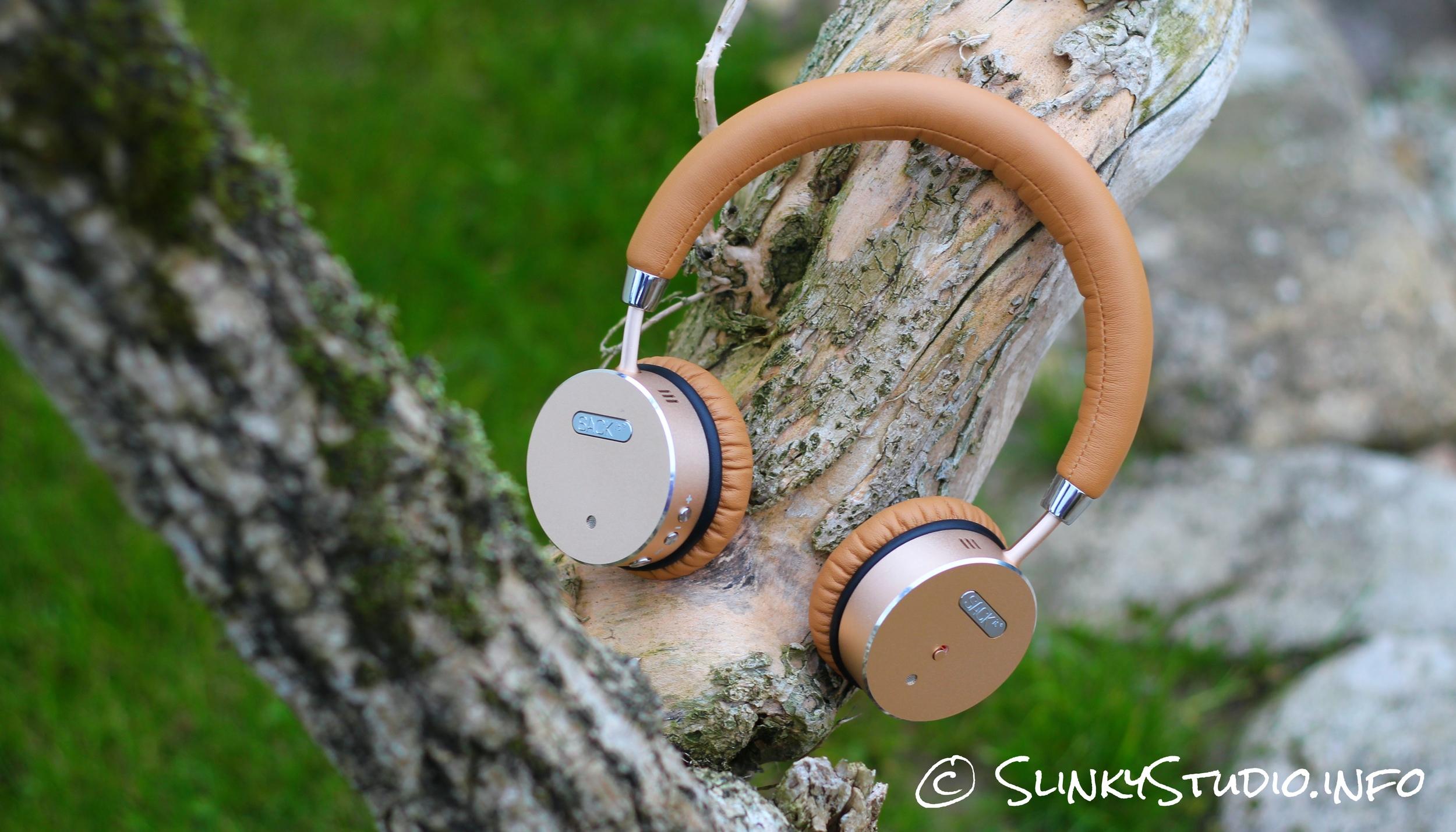 SACKit WOOFit Headphones