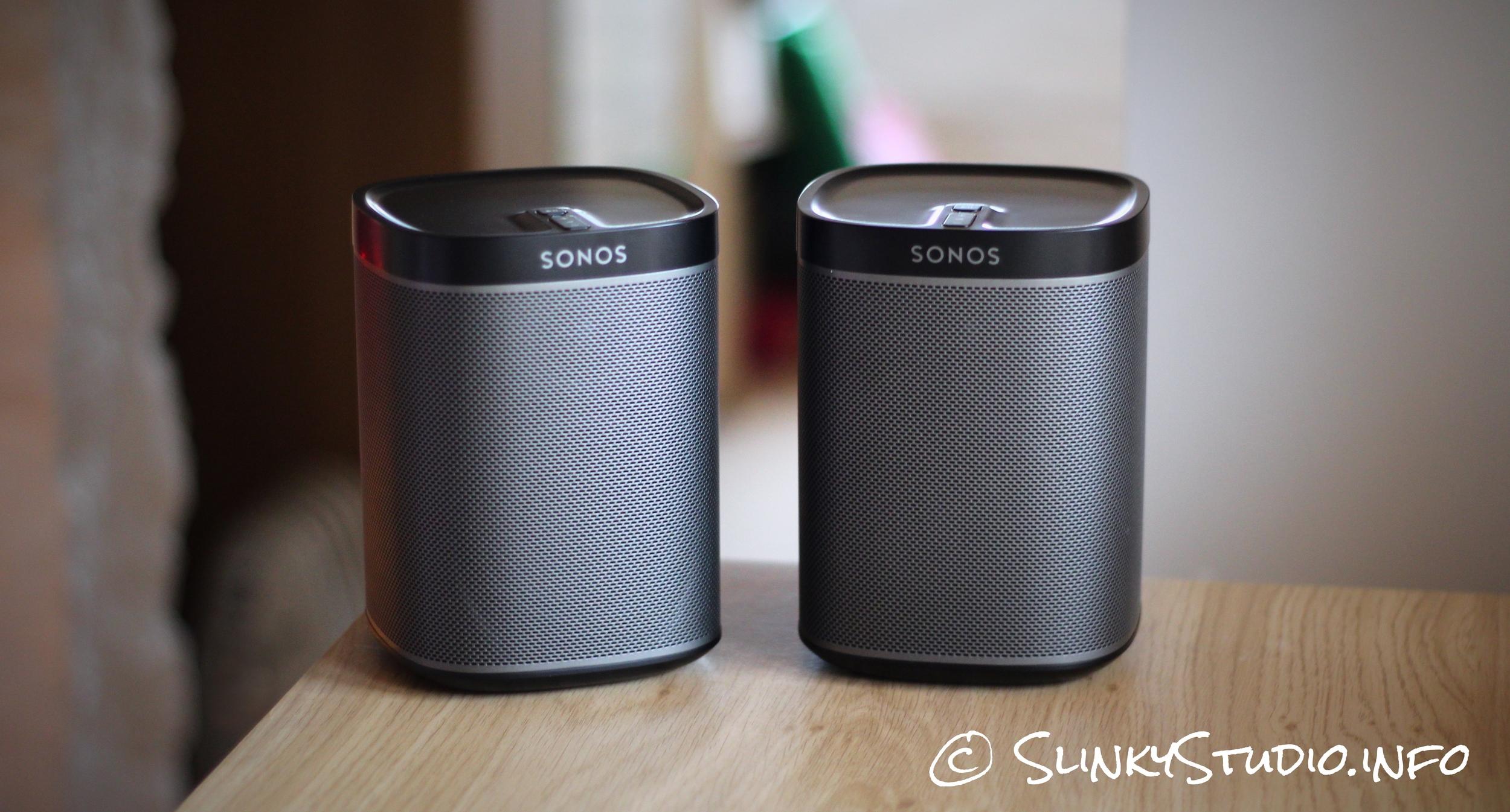 Sonos Play1 Speaker Stereo Pair