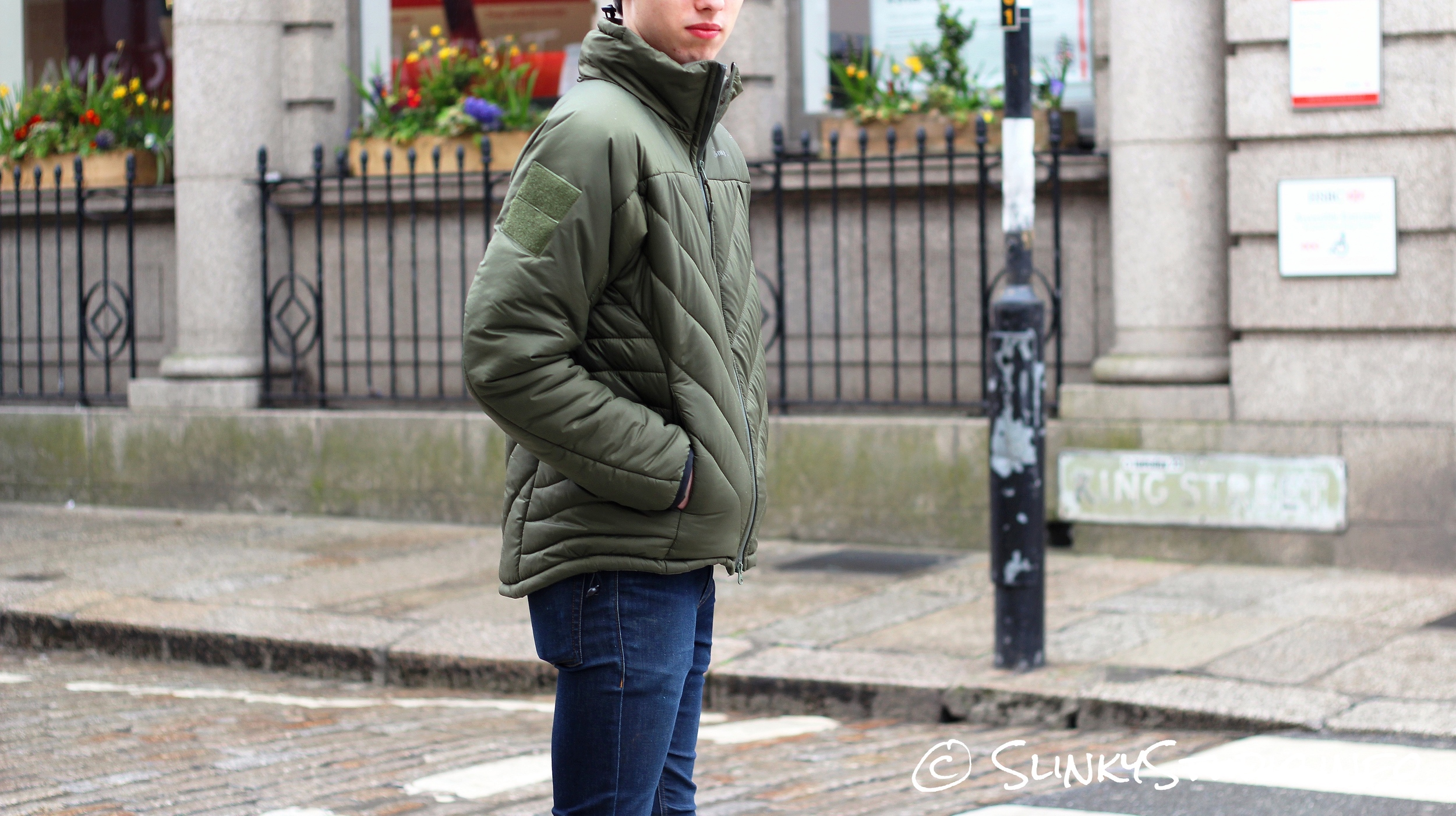 Snugpak SJ6 Jacket Walking Truro Cornwal .jpg