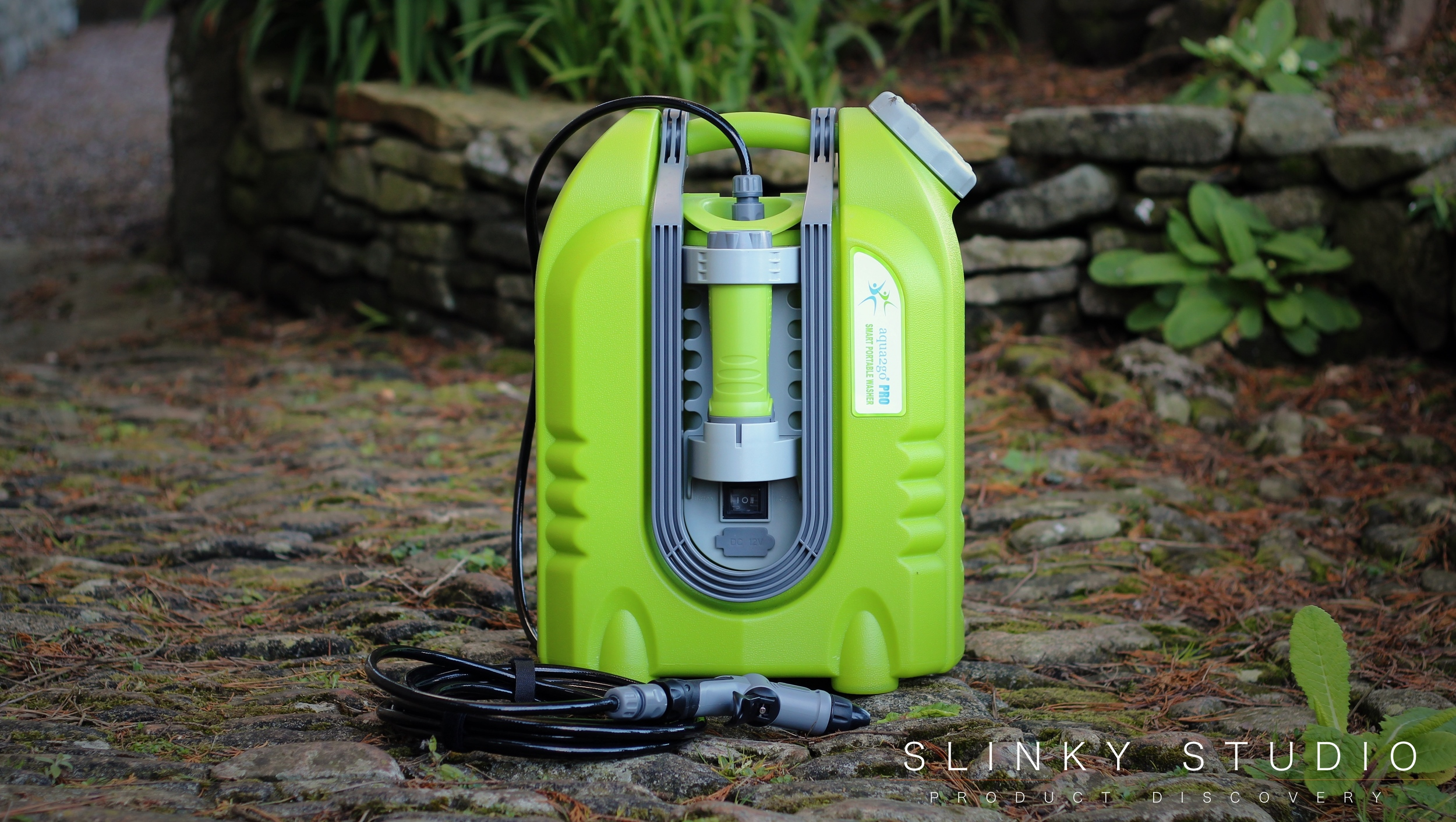 Aqua2Go Pro Smart Pressure Washer