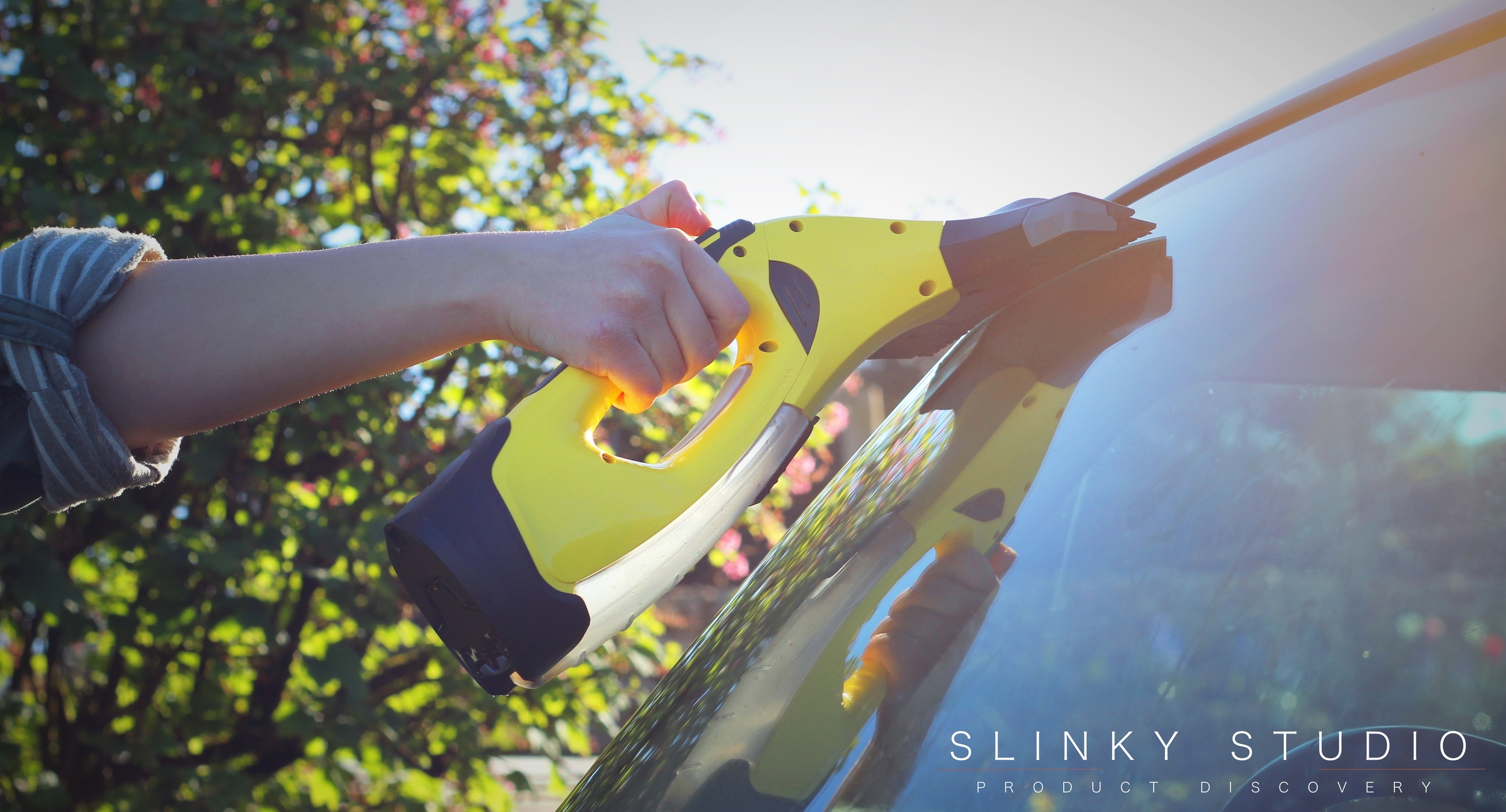 Kärcher WV5 Premium Window Vac Drying MINI Cooper Car Windscreen.jpg