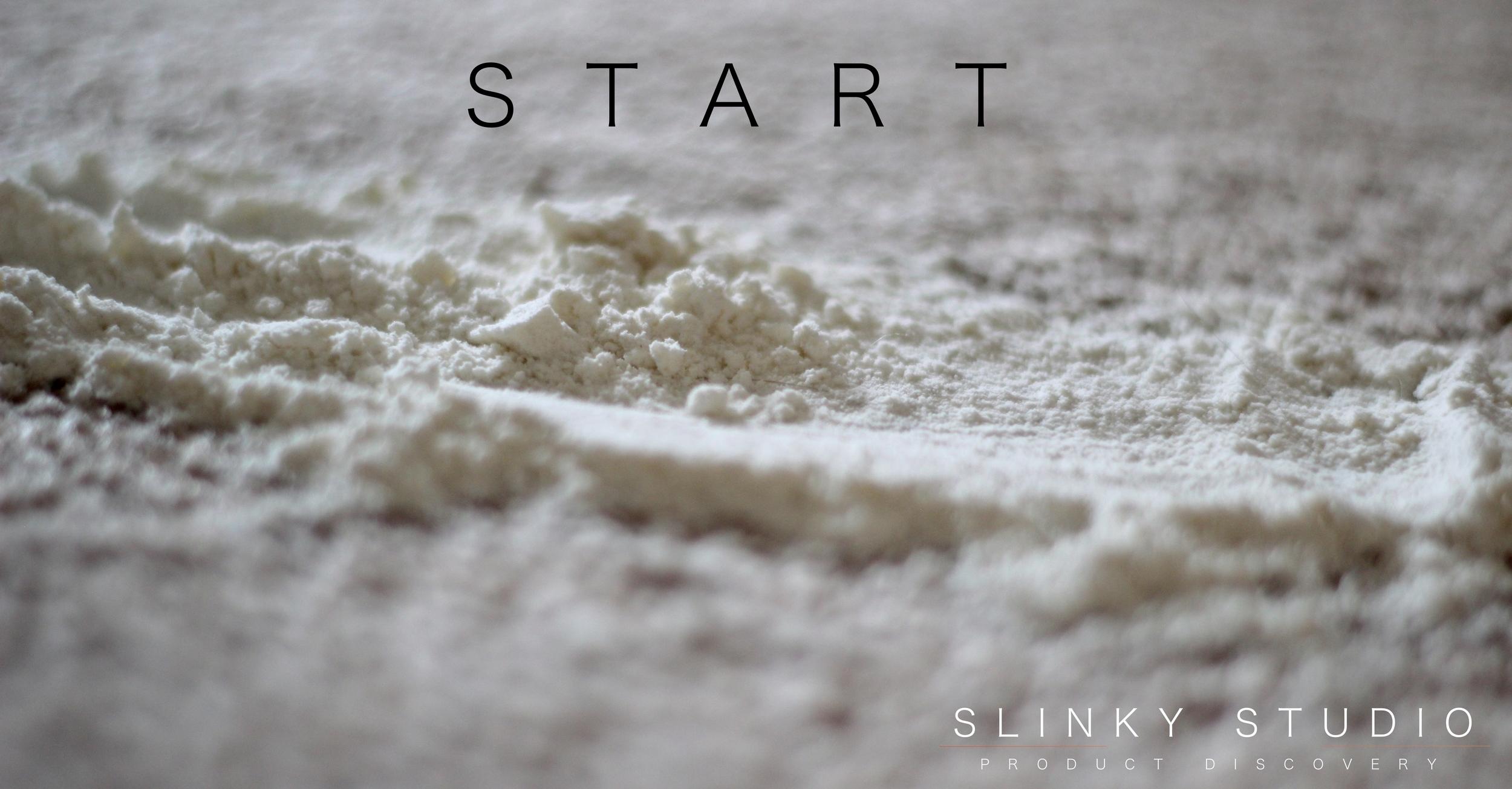Bissell MultiReach ION+ 2in1 Cordless Vacuum Flour Test Start.jpg