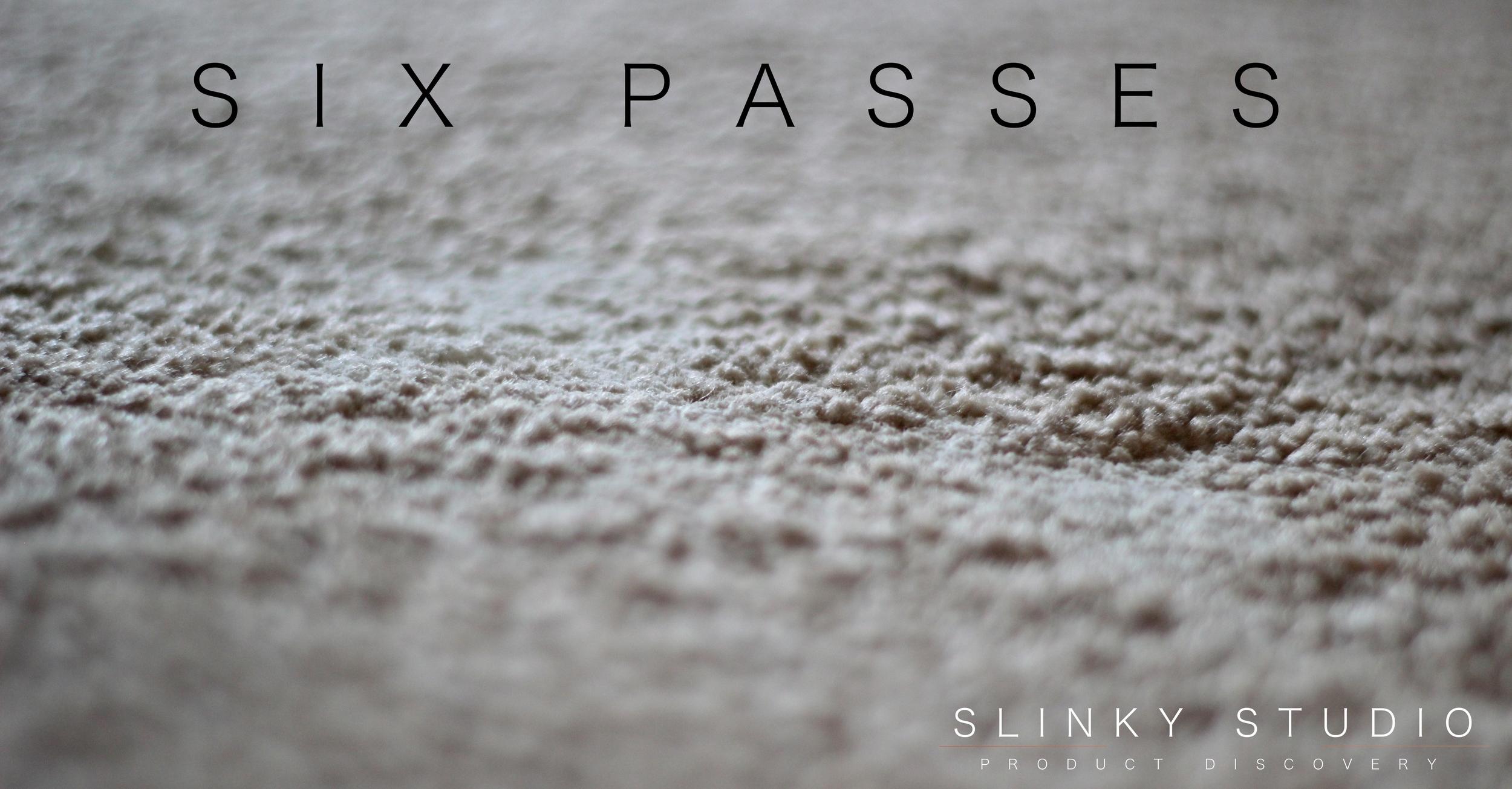Bissell MultiReach ION+ 2in1 Cordless Vacuum Flour Test Six Passes.jpg