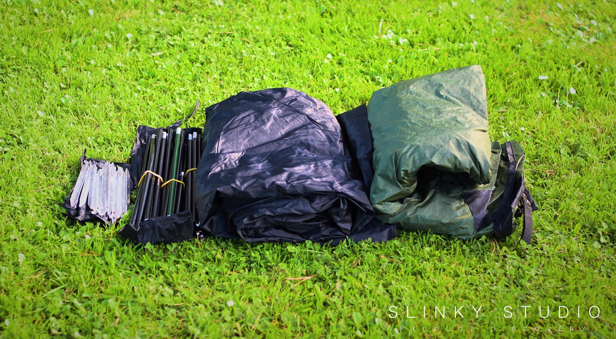 Snugpak Scorpion 3 Tent What's in the bag.jpg
