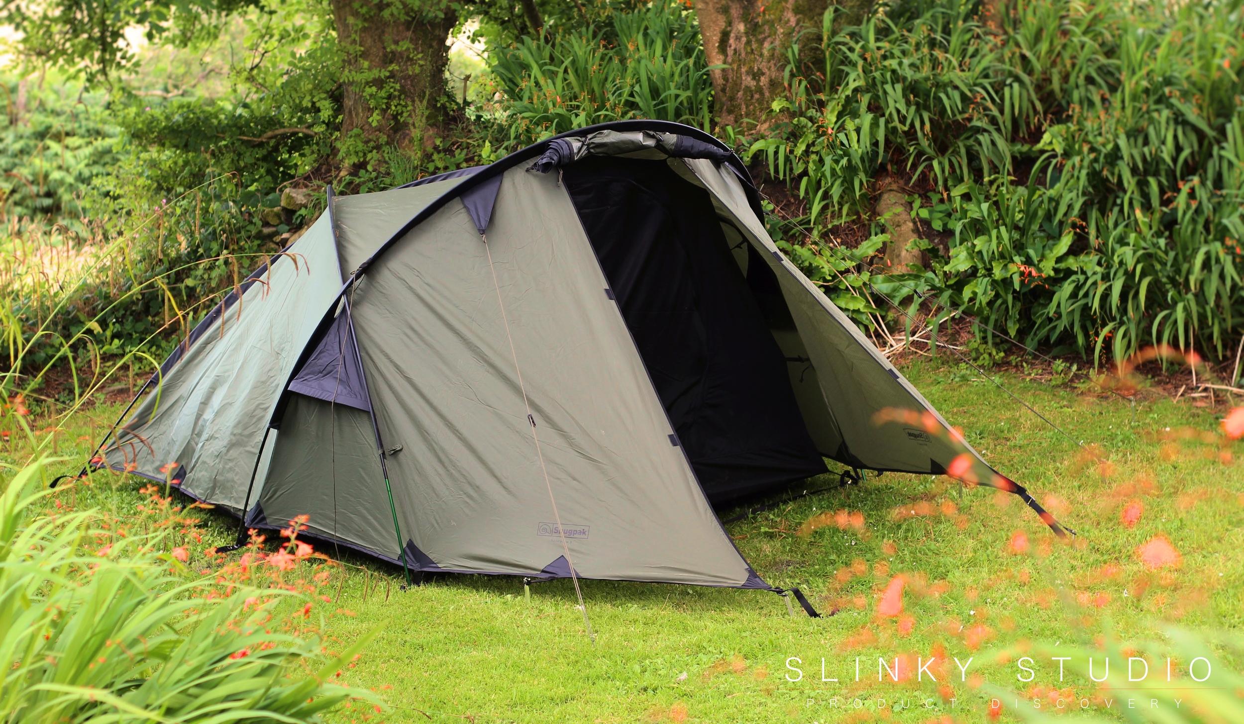 Snugpak Scorpion 3 Tent Door Open Full View.jpg