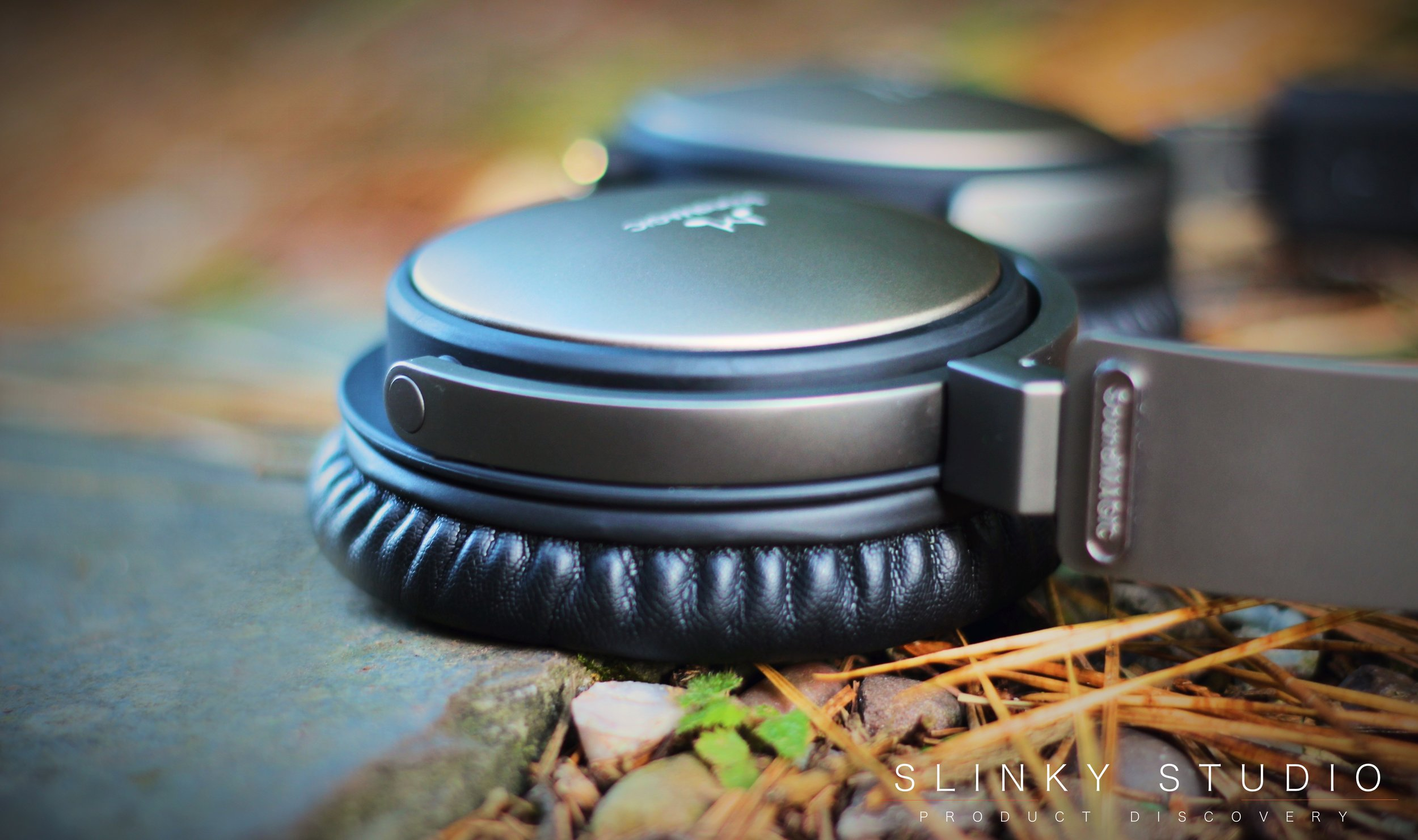 SoundMagic Vento P55 Headphones Lying on Slate.jpg