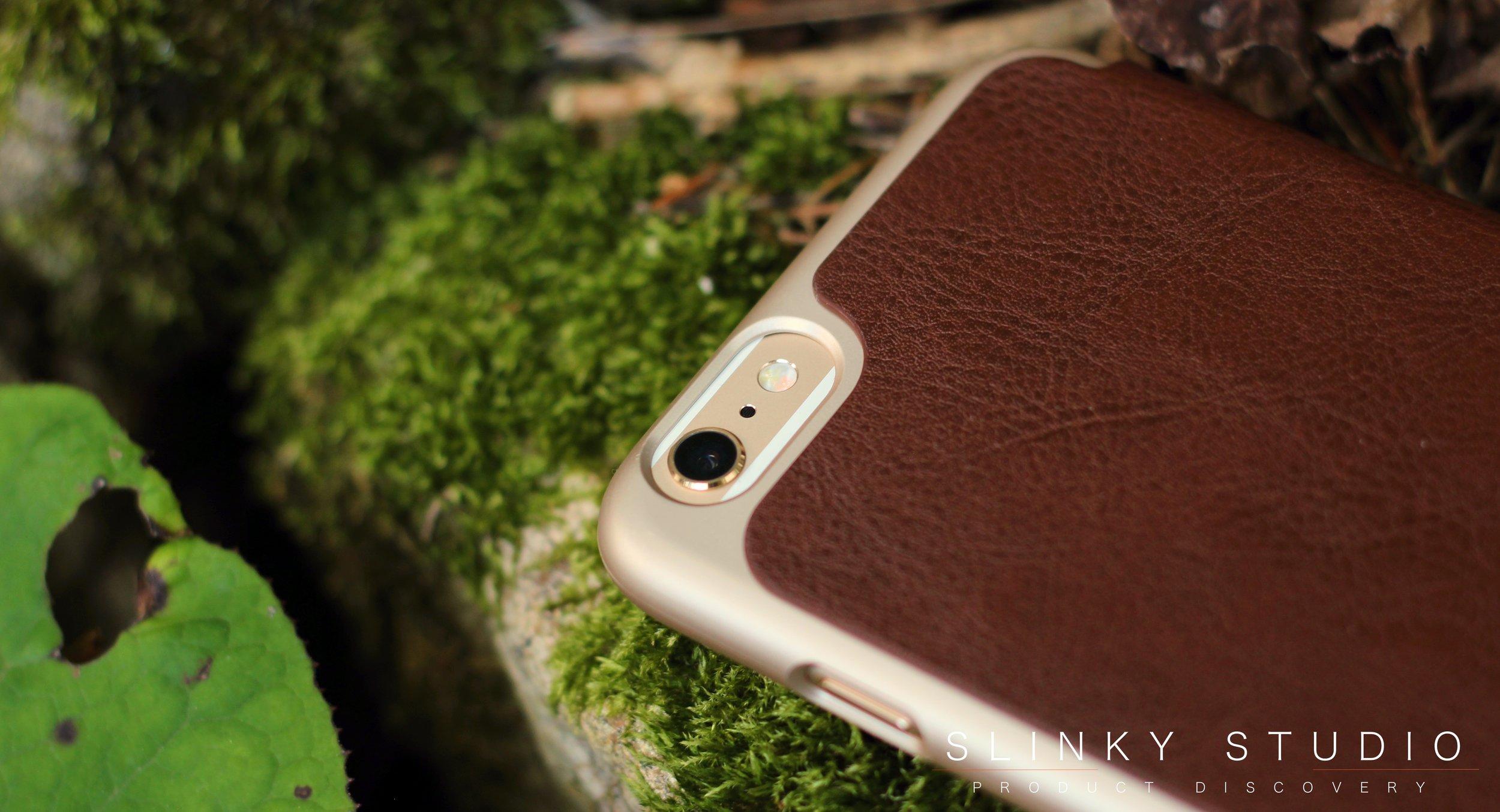Elago Leather Flip Case for iPhone 6:6s Plus Rear Camera Cutout.jpg