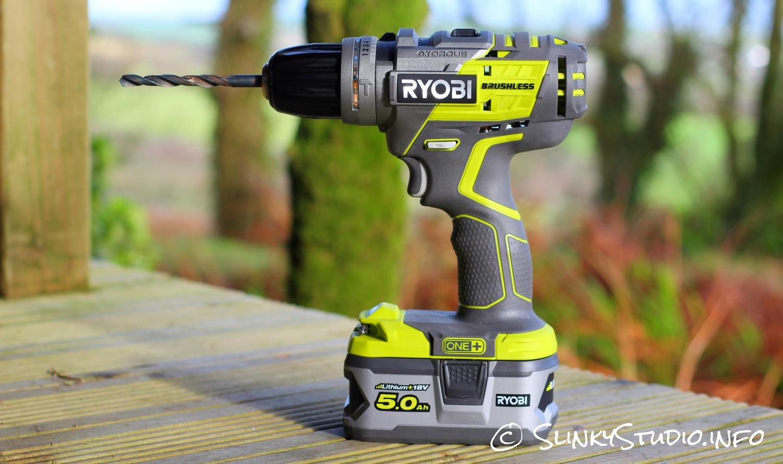 Ryobi 18V ONE+ Brushless Drill/Driver