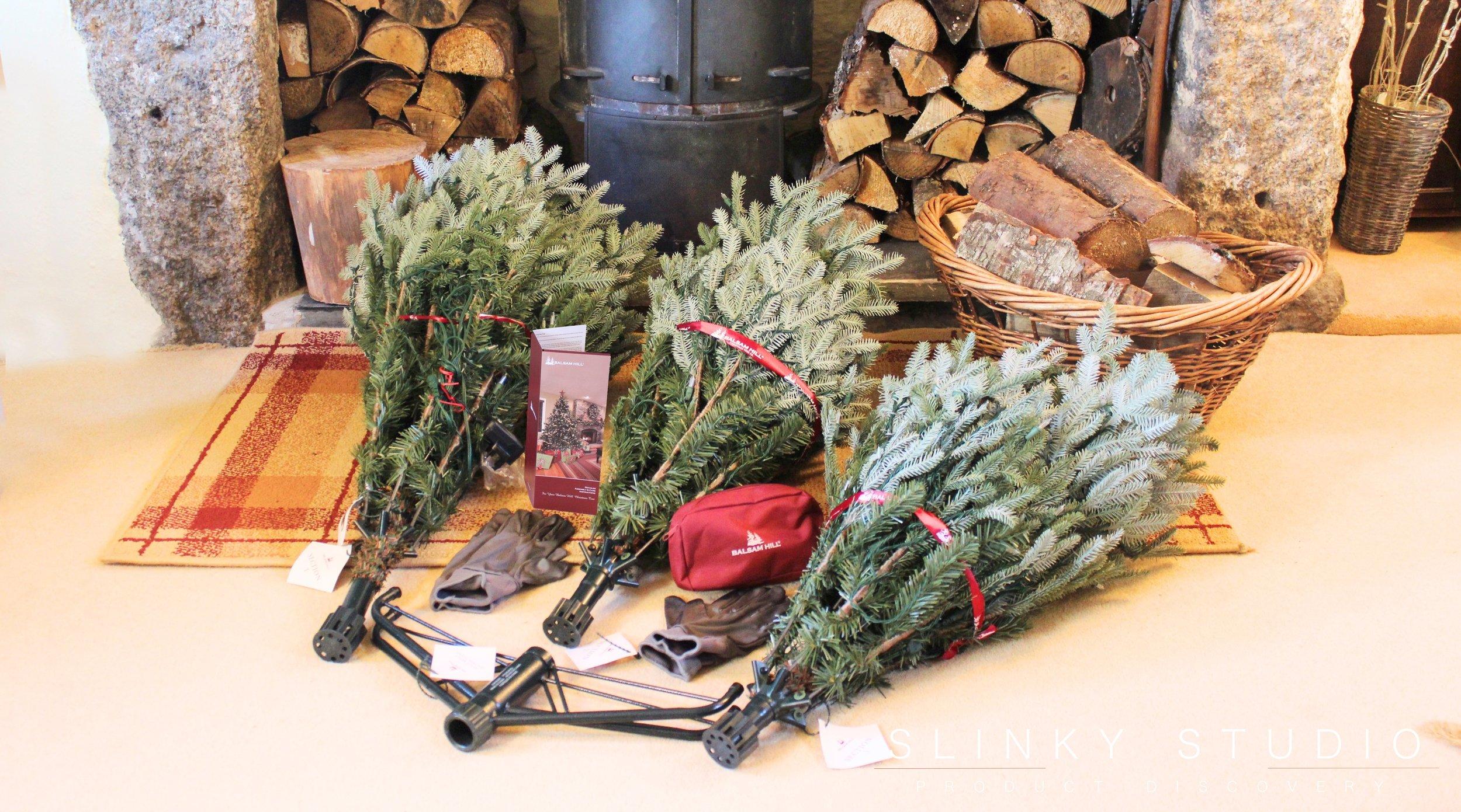 Balsam Hill Fraser Fir Christmas Tree Setup Tree Parts.jpg