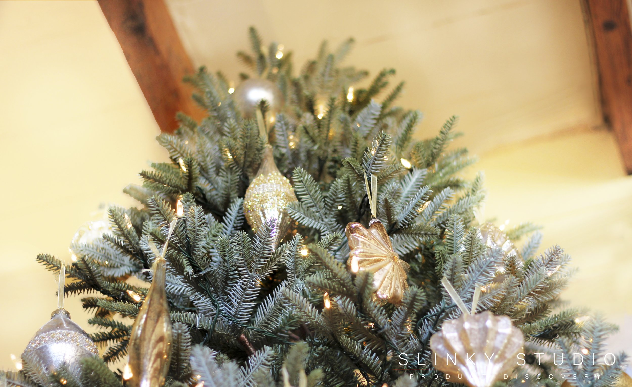 Balsam Hill Fraser Fir Christmas Tree Looking Up At the Tree View.jpg