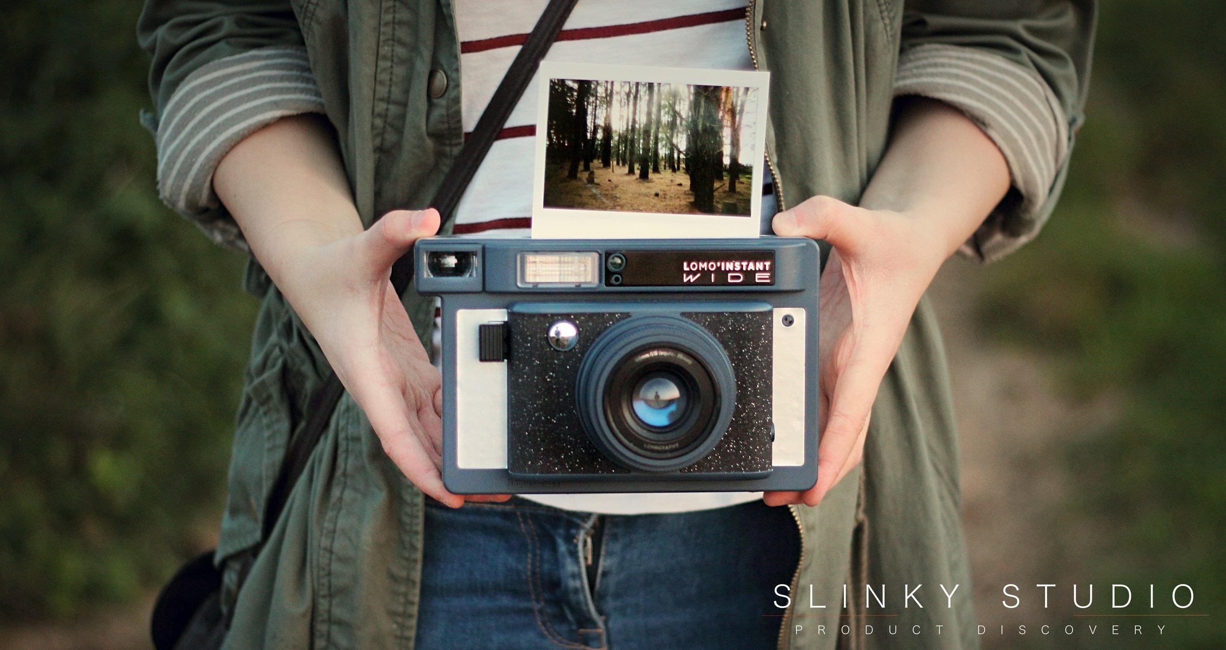 Lomography Lomo'Instant Wide Camera