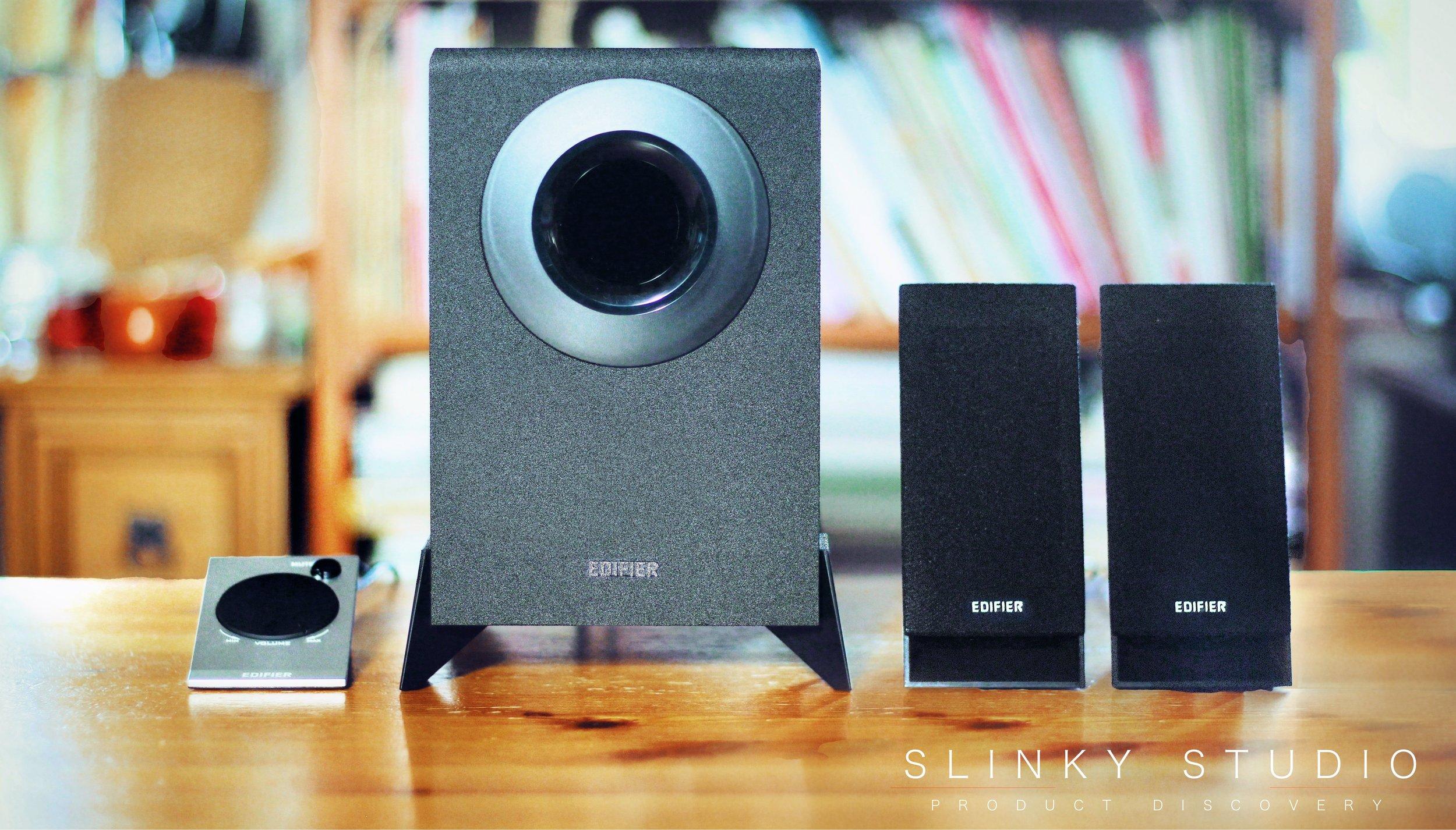 Edifier M1360 2.1 Multimedia Speakers