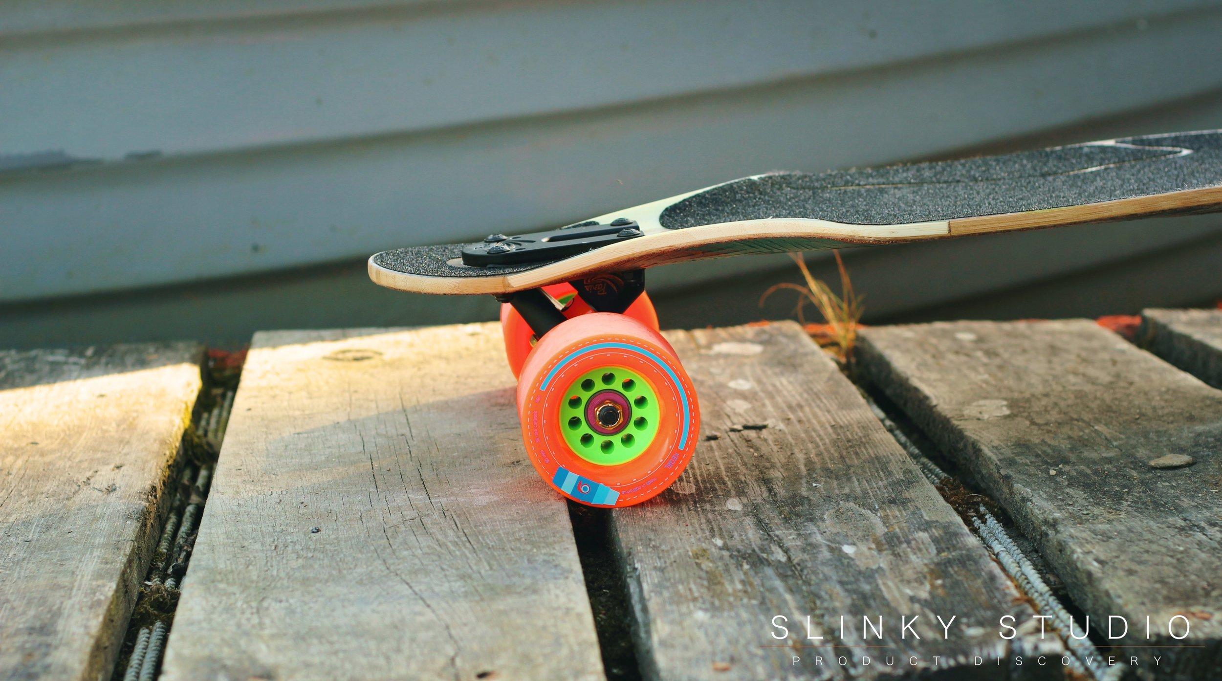 Loaded Icarus Longboard 80mm Kegels (80a, orange) Wheels.jpg
